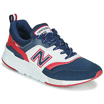 Chaussures Homme Baskets basses New Balance 997 Bleu / Blanc / Rouge
