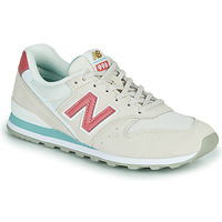Chaussures Femme Baskets basses New Balance 996 Beige / Rose