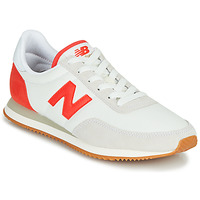 Chaussures Femme Baskets basses New Balance 720 Gris / Rouge
