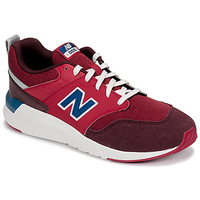 Chaussures Enfant Baskets basses New Balance YS009 Rouge