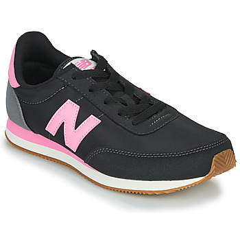 Chaussures Fille Baskets basses New Balance 720 Noir / Rose