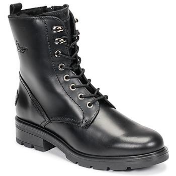 Chaussures Femme Boots Panama Jack LILIAN Noir