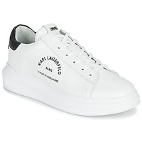 Chaussures Homme Baskets basses Karl Lagerfeld KAPRI MAISON KARL LACE Blanc