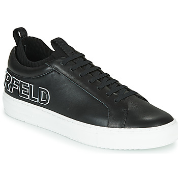 Chaussures Homme Baskets basses Karl Lagerfeld KUPSOLE TRACER LOGO LO Noir