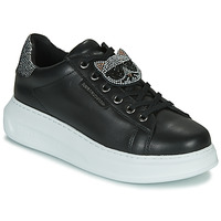 Chaussures Femme Baskets basses Karl Lagerfeld KAPRI IKONIC TWIN LO LACE Noir