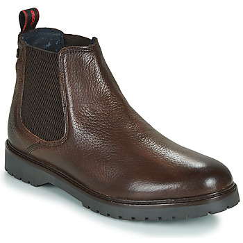 Chaussures Homme Boots Base London ANVIL Marron