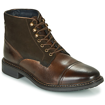 Chaussures Homme Boots Base London CONRAD Marron