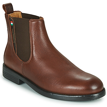 Chaussures Homme Boots Pantofola d'Oro LEVICO UOMO HIGH Marron