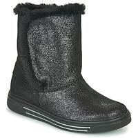 Chaussures Fille Bottes de neige Primigi HULA Noir