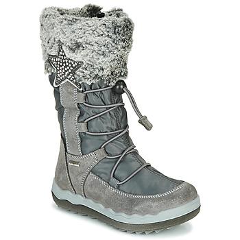 Chaussures Fille Bottes de neige Primigi FROZEN GTX Gris
