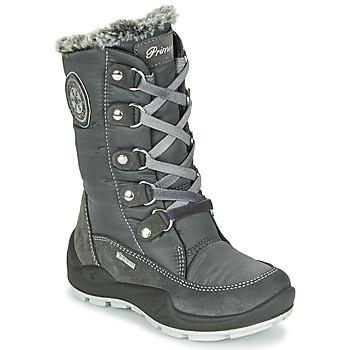 Chaussures Fille Bottes de neige Primigi GIRL WINGER GTX Gris