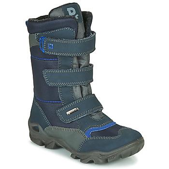 Chaussures Garçon Bottes de neige Primigi PATH GTX Bleu