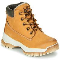 Chaussures Garçon Boots Primigi HOSHI GTX Cognac