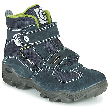 Chaussures Garçon Bottes de neige Primigi PATH GTX Marine