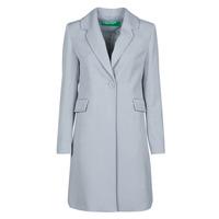Vêtements Femme Manteaux Benetton 2AMH5K2R5 Gris