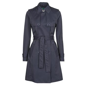 Vêtements Femme Trenchs Benetton 2BIM5K2S3 Marine