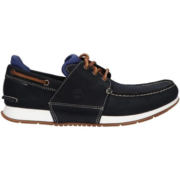 Chaussures Homme Chaussures bateau Timberland A2427 Hegers Azul