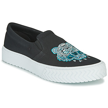 Chaussures Femme Slip ons Kenzo K SKATE Noir