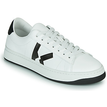Chaussures Femme Baskets basses Kenzo K LOGO Blanc