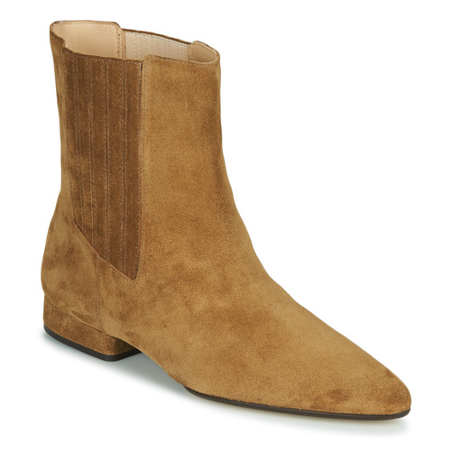 Chaussures Femme Boots Kenzo K LINE SOFT Camel
