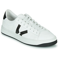 Chaussures Homme Baskets basses Kenzo KENZO KOURT LACE UP SNEAKERS Blanc