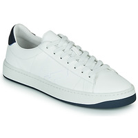 Chaussures Homme Baskets basses Kenzo FA65SN171 Blanc Uni Arr Marine