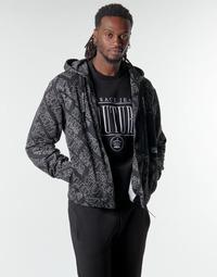 Vêtements Homme Sweats Versace Jeans Couture B7GZB707 Noir