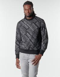 Vêtements Homme Sweats Versace Jeans Couture B7GZB7F5 Noir