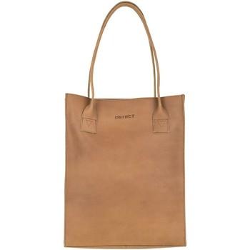 Sacs Femme Sacs porté épaule Dstrct Shopper 12 pouces River Side Marron
