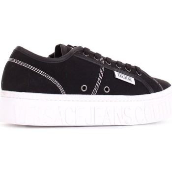 Chaussures Homme Baskets basses Versace E0YVBSD4-71540 Noir