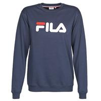 Vêtements Sweats Fila PURE Crew Sweat Bleu Foncé