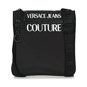 Sacs Homme Pochettes / Sacoches Versace Jeans Couture YZAB6A Noir