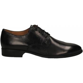 Chaussures Homme Derbies Antica Cuoieria SIRIANA nero