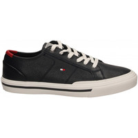 Chaussures Homme Baskets basses Tommy Hilfiger CORE CORPORATE FLAG dw5-desert-sky