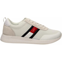 Chaussures Homme Baskets basses Tommy Hilfiger FLEXI TOMMY JEANS ybs-white