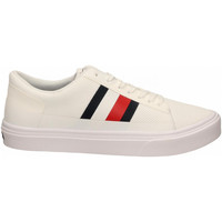 Chaussures Homme Baskets basses Tommy Hilfiger LIGHTWEIGHT STRIPES ybs-white