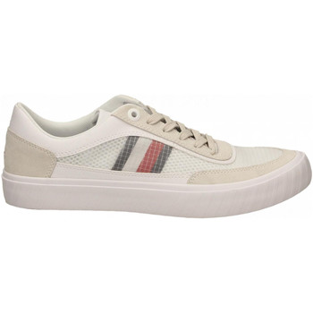 Chaussures Homme Baskets basses Tommy Hilfiger CORPORATE PREMIUM ybs-white
