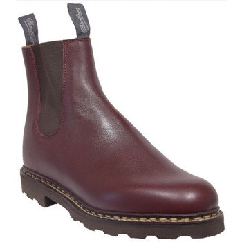 Chaussures Homme Boots Paraboot elevage Marron