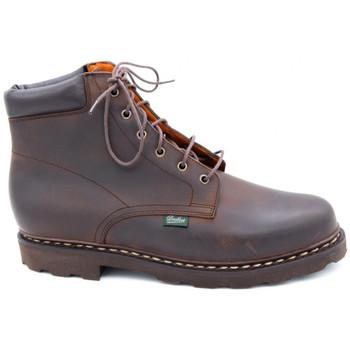 Chaussures Homme Boots Paraboot bergerac Marron