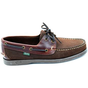 Chaussures Homme Chaussures bateau Paraboot barth Noir