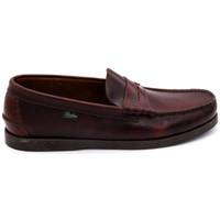 Chaussures Homme Mocassins Paraboot coraux Marron