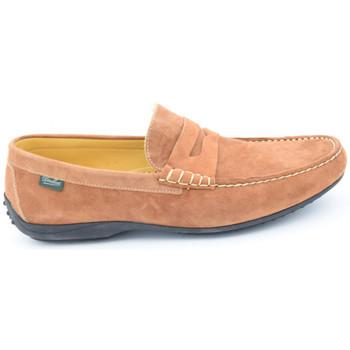 Chaussures Homme Mocassins Paraboot cabrio Marron