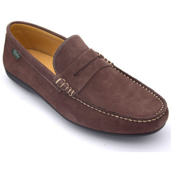 Chaussures Homme Mocassins Paraboot cabrio Marron