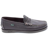 Chaussures Homme Mocassins Paraboot coraux/marine foul Marron
