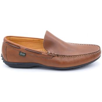 Chaussures Homme Mocassins Paraboot starter/damier Marron