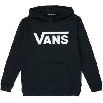 Vêtements Enfant Sweats Vans VANS CLASSIC PO Noir