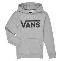 Vêtements Enfant Sweats Vans VANS CLASSIC PO Gris
