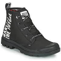 Chaussures Boots Palladium PAMPA HI FUTURE Noir