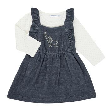 Vêtements Fille Ensembles enfant Noukie's Z050379 Marine