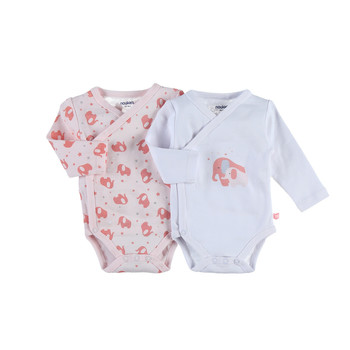 Vêtements Fille Pyjamas / Chemises de nuit Noukie's Z089182 Rose